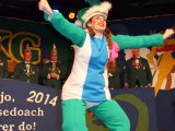 Das etwas andere Tanzmariechen 2014