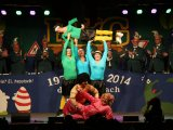 Männerballett 2014